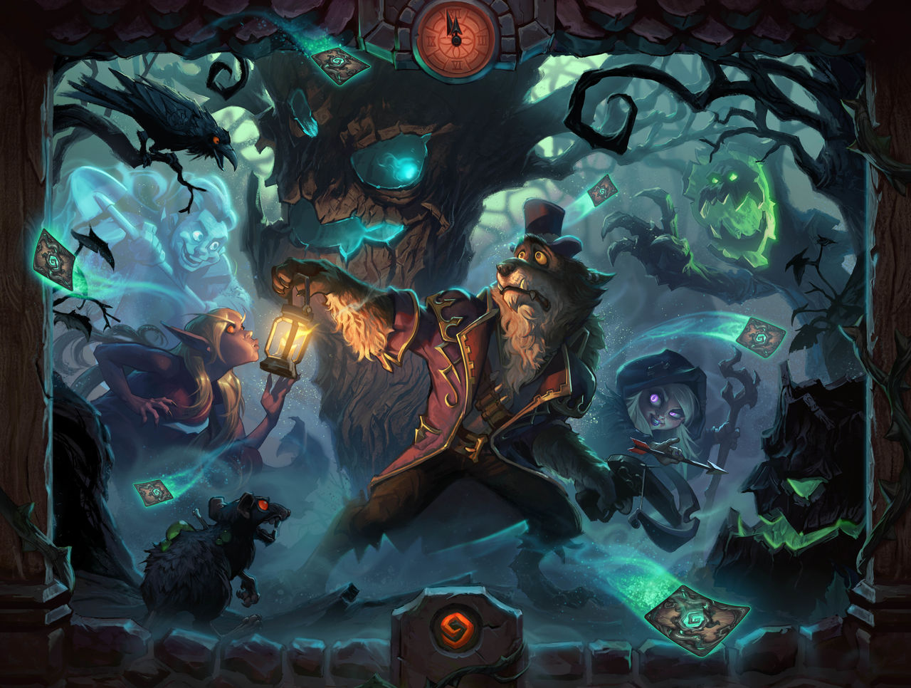 The Witchwood Card Tracker Thescore Esports